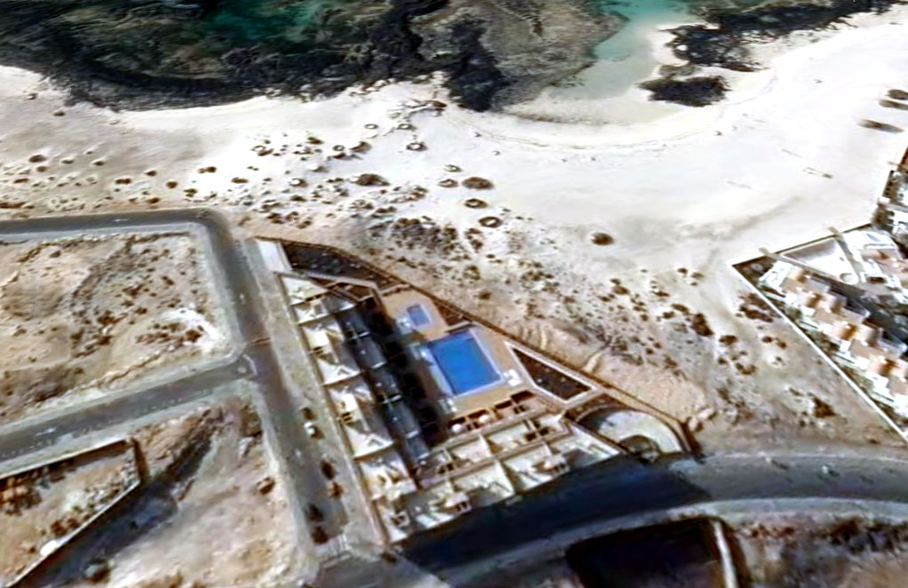 Beachfront villa for rent by owner in El Cotillo Fuerteventura